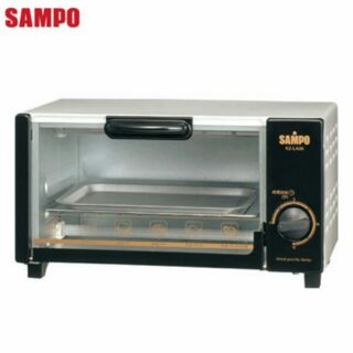 SAMPO 聲寶6公升 電烤箱 KZ-LA06