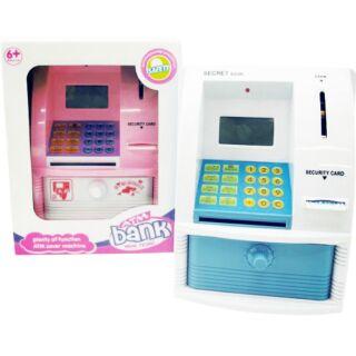 現貨-仿真ATM存款機/迷你ATM/兒童存錢筒/ATM提款機/儲蓄/存錢(幼兒益智玩具)