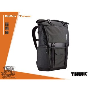 【GOPRO彈藥庫】Thule Covert DSLR Rolltop Backpack 單眼相機 背包 TCDK101