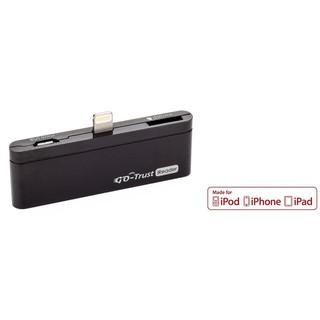 【蘋果狂想】 GO-Trust 讀卡機 iReader iOS MicroSD 讀卡機 專用 iphone讀卡機