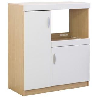 DIY 鏡面雙門五格廚房收納櫃 免運1700