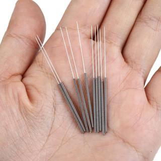 500個 /盒針灸針單次使用一次性無菌按摩治療針newbuy