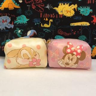 ❤️迪士尼❤️米妮 邦妮兔 小零錢包 收納包 萬用包 拉鍊包