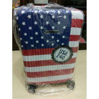 CENTURION美國百夫長22吋行李箱,美國建國240週年紀念,國家NATION