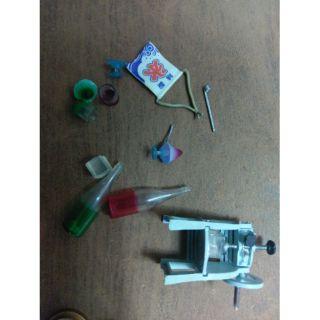 海洋堂 固力果 懷舊 挫冰機 缺件 無紙(少藍杯湯匙跟冰塊盤