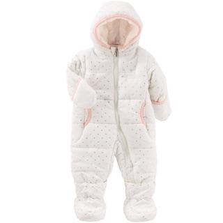 Oshkosh 12m 小童雪衣 連身衣 保暖 現貨 美國代購