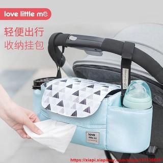熱銷 現貨嬰兒車掛包收納袋掛袋多功能通用大容量置物袋推車掛包嬰兒車掛鉤