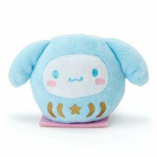 日本 三麗鷗 新品 大耳狗 達摩 新春 新年 不倒翁 擺飾 娃娃 達摩 可愛 sanrio