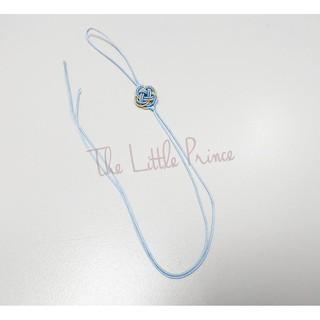 藍色中國結吊飾 米色中國結 繩子 繩索 手機吊飾 DIY手作材料