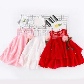 超低價~預購A373-公主洋裝(童裝)