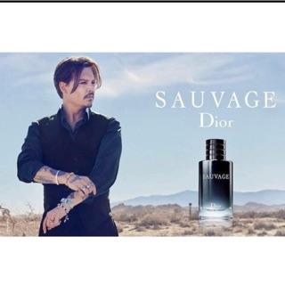 Dior 曠野Sauvage 男士淡香水100ml