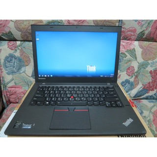 Lenovo ThinkPad T450 i7/8G/1TB+16GB/940M獨顯/14吋FHD