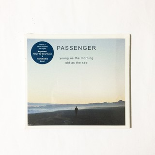 Passenger Young As The Morning Old As The Sea 專輯