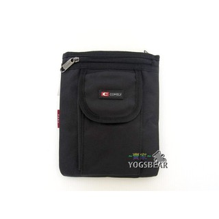 悠格 【YOGSBEAR】可置8吋平板 腰掛工具包 手機掛包 美髮袋 防水袋 斜背包 側背包 腰包 外出包 90683
