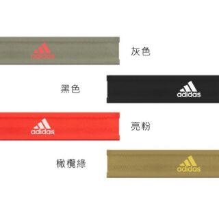 adidas ❤ 運動髮帶