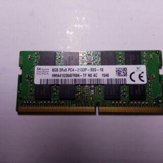 海力士 ddr4  8g 筆電記憶體