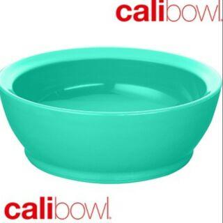 美國 Calibowl 專利防漏幼兒學習碗 12oz-單入無蓋(藍綠色)