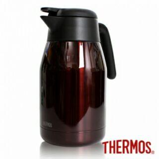 THERMOS膳魔師不鏽鋼真空保溫壼1.5L(THS-1500-CBW)