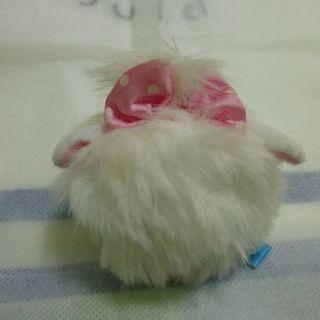 瑪麗貓 毛球 吊飾