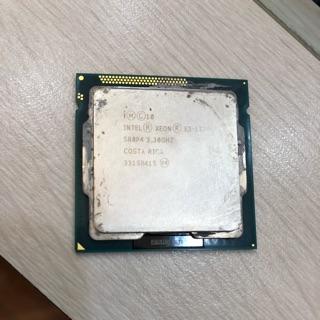 二手 intel Xeon E3-1230V2 裸裝