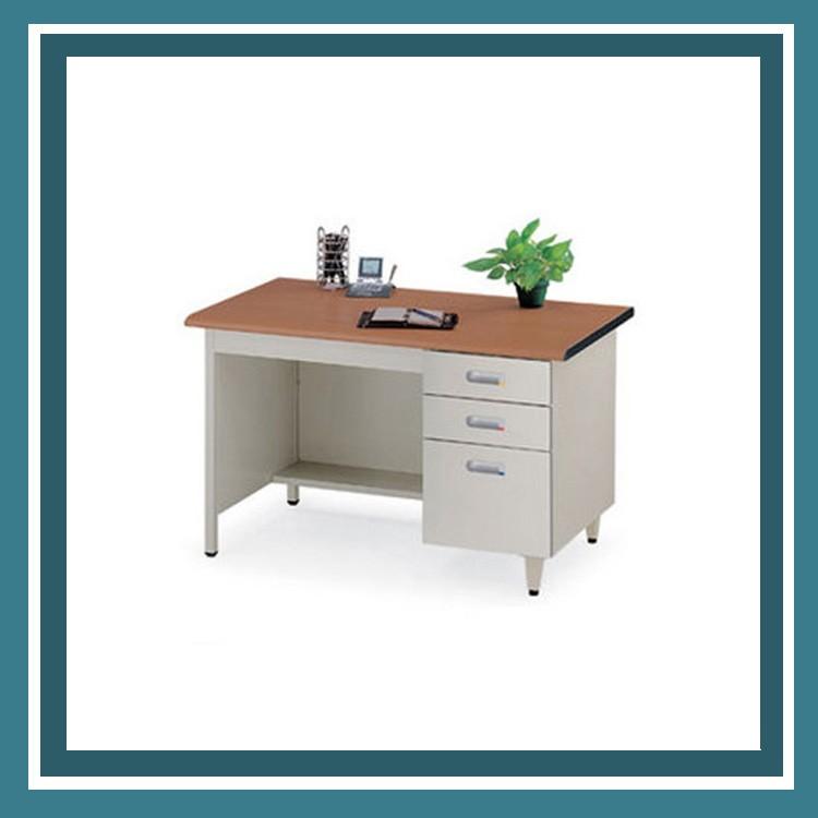【屬過大商品,運費請先詢問】辦公家具 UD-127H 櫸木紋 U型電腦桌 辦公桌 書桌 桌子
