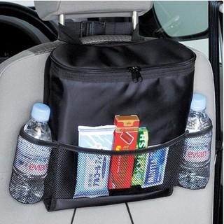 汽車置物袋 車用椅背保冷 保溫袋 收納包