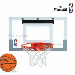現貨 spalding 斯伯丁 籃球 小籃板 小籃框 籃球板 籃球框 台灣製SPB56099