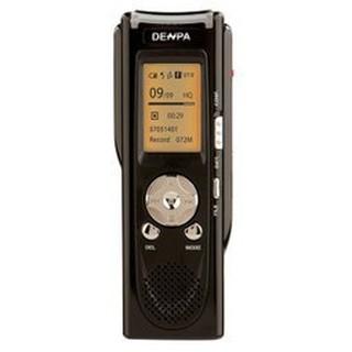 *****東洋數位家電****實體店面/可刷卡~DENPA 4G數位錄音筆 VT-32F 保固一年~夜間背光/FM廣播