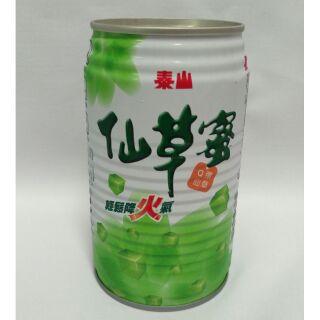 泰山 仙草蜜 330克 鐵罐 泰山仙草蜜 仙草