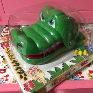 全新中型鱷魚牙醫旅行組-鱷魚咬咬樂