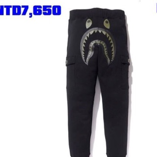 BAPE X UND shark slim pants M