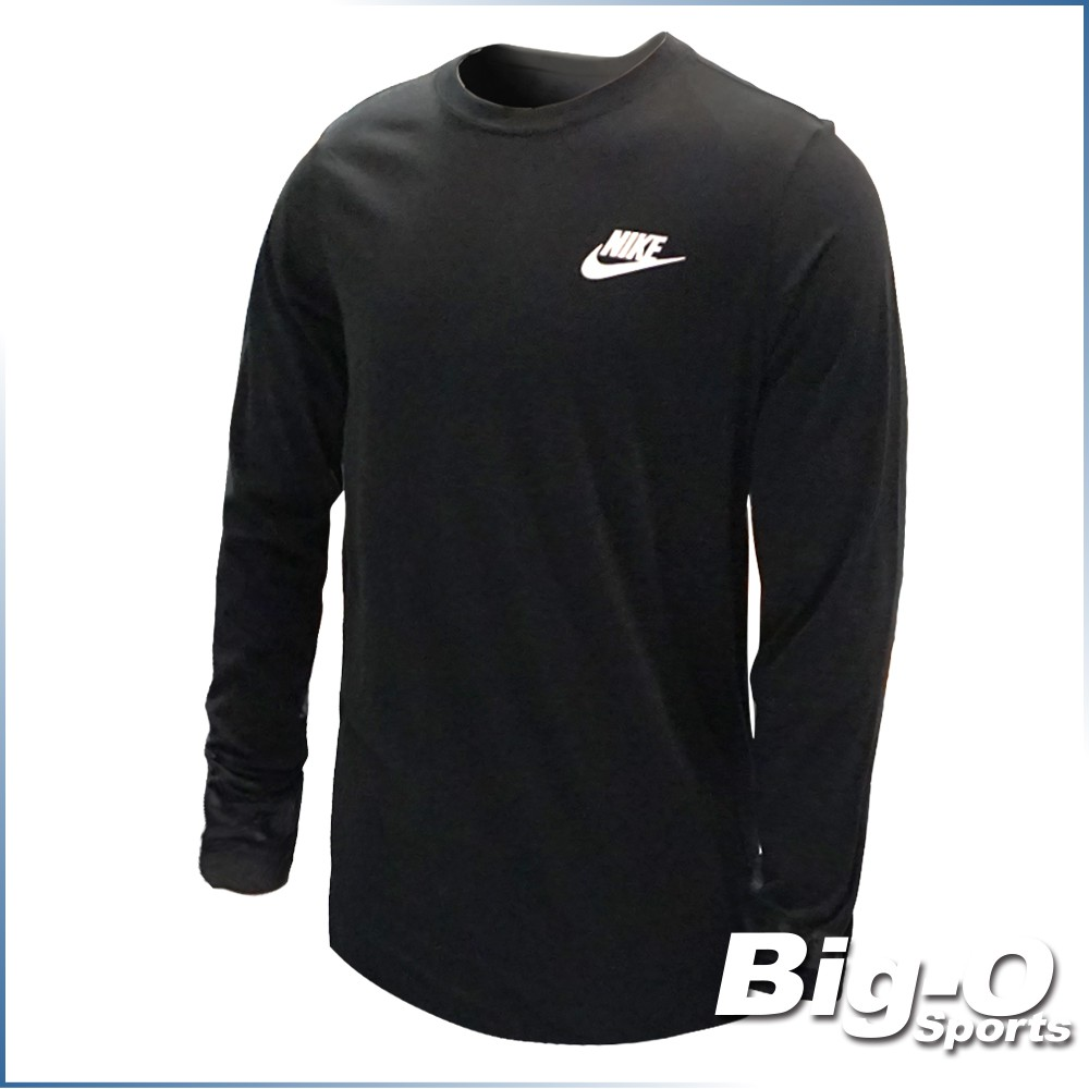 NIKE 耐吉 AS M NSW TEE LS AV LBR 圓領長袖T恤 男 888423010