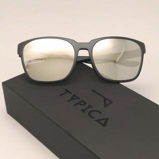 潮牌現貨 [檸檬眼鏡] TYPICA SUPERAIR2 C17 韓國潮流膠框太陽眼鏡 神秘黑 時尚有型 -3