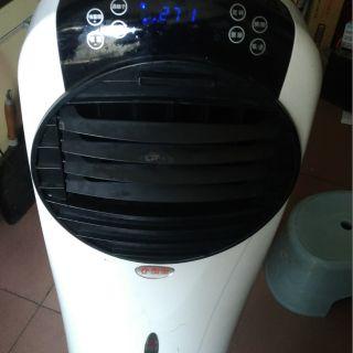(二手)二代勳風冰風暴 移動式霧化水冷氣(HF-A910CM)
