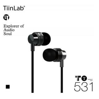 TiinLab  TBass of TFAT T低音系列-TT531 耳塞式耳機 全新開發票