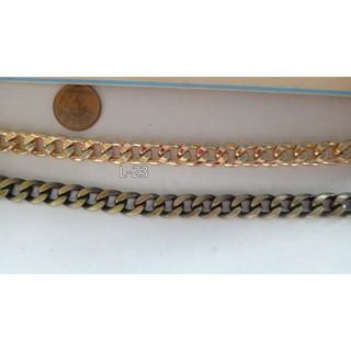 8字鏈條 古掃 玫瑰金 L-23 |口金包 皮革包 拼布包 鏈條包 專屬鏈條 愛心手工材料鋪