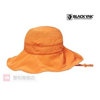 -滿3000免運-[The North Face雙和專賣店]BLACKYAK 女 圓盤帽/BY171WAF02/橘色
