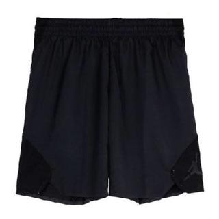 NIKE JORDAN ULTIMATE FLIGHT 黑 拼接 透氣網布 球褲 喬丹(831349-010)
