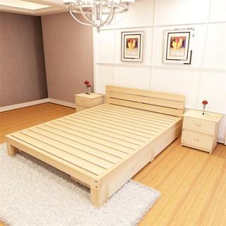 紐西蘭松木全實木雙人床架、單人床架(全部含運價) 工廠直銷 可訂製特殊尺寸,實木床 實木床架 松木實心