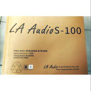 LA Audio S-100
