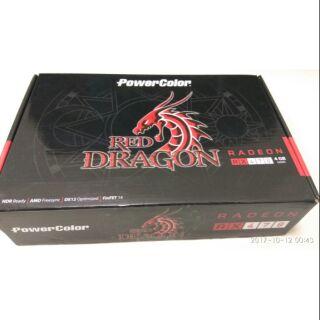 撼訊 Red Dragon RX470 4G