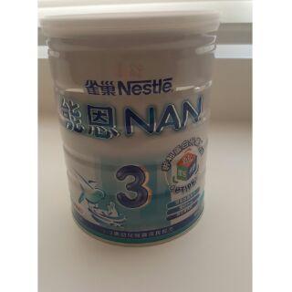 雀巢能恩3號(非水解)成長奶粉特價  只有4罐