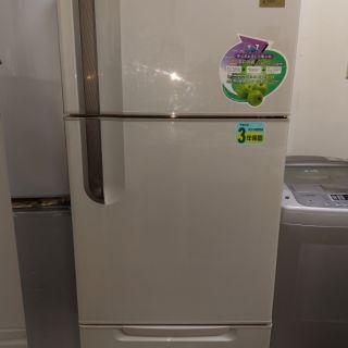 東元三門冰箱600公升