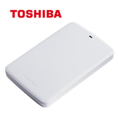 TOSHIBA A2 1TB USB3.0 2.5吋外接式行動硬碟
