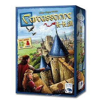 【正版精美桌遊】Carcassonne 2.0卡卡頌2.0