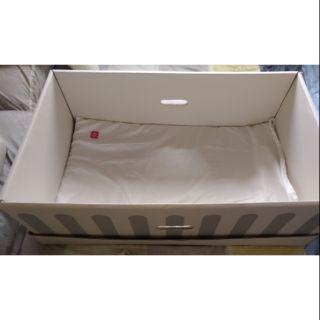 Mamaway 芬蘭紙箱嬰兒床 床墊