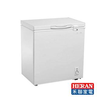HERAN 禾聯 200L冷凍櫃 玻璃拉門 防凝設計 急凍  HFZ-2062