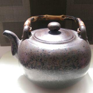 陶作坊燒水壺