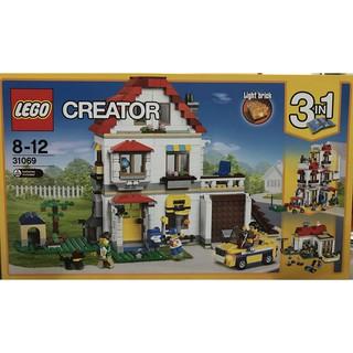 ★19磚屋★ Lego 31069 CREATOR / Modular Family Villa