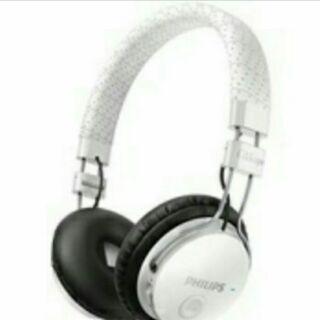 PHILIPS 耳罩式藍牙耳機 SHB8000